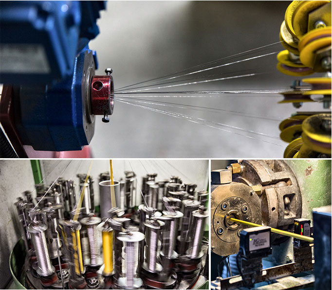 produzione cavi elettrici speciali